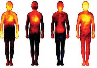 Una mappa delle sensazioni fisiche associate alle emozioni - Le Scienze | Ansia, panico e fobie... | Scoop.it