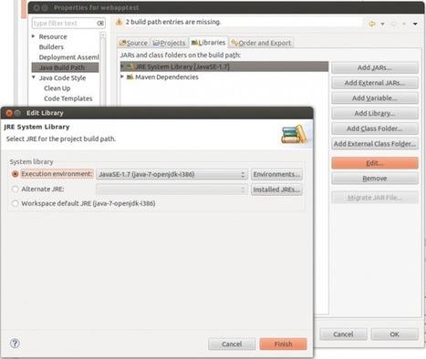 Hello world with Jetty + Maven + Eclipse WTP tutorial — Virtage Devblog — java, eclipse, eclipse rcp, eclipse rap, swt, jface, osgi, ubuntu, sysadmin, linux, derby, javadb, jetty | Development Languages & Tools | Scoop.it