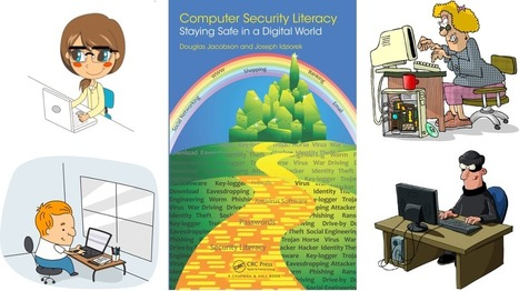 Security Literacy | STEM Education models and innovations with Gaming | Scoop.it