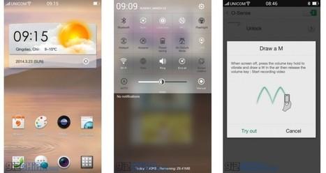 ColorOS 2.0 : l'interface de l'Oppo Find 7 en vidéo - Frandroid | Application mobile | Scoop.it