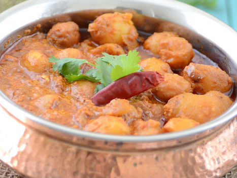 Special Aloo Gravy Recipe For Karwa Chauth | Indian Food Recipes | Scoop.it