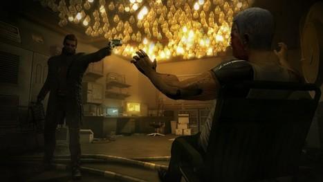 » Why Deus Ex: Human Revolution's Narrative Fails to Impress | narrative design | Scoop.it