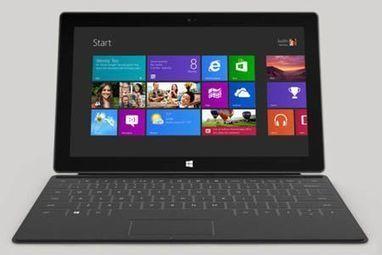 Microsoft : la Surface Pro arrive en France | High tech,multimedia et jeux video | Scoop.it