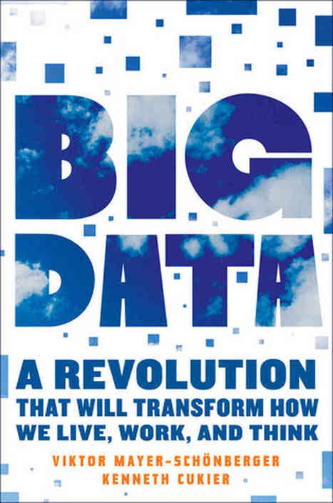 Book Review: Big Data: A Revolution That Will Transform How We Live, Work, and Think | Implications of Big Data | Scoop.it