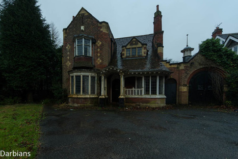 Urbex: The Mail Manor | Modern Ruins, Decay and Urban Exploration | Scoop.it