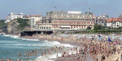 Pays basque : une saison touristique à deux visages - Sud Ouest | tourisme gironde | Scoop.it