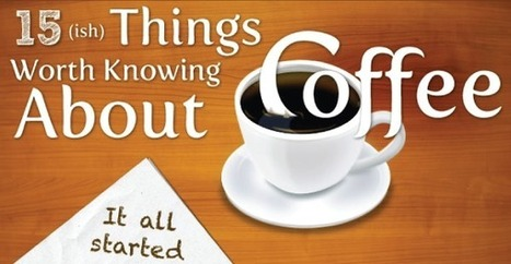 12 Coffee infographics to blow your mind for National Coffee Day   Coffee News   Scoop.it