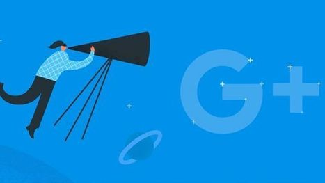Google+ change de design | Community management | Scoop.it