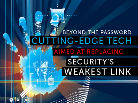 Dump your passwords! 8 security and identity breakthroughs | Cloud Central | Scoop.it