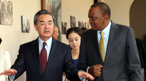 Kenya, China partnership to focus on industrialisation   Investing in East Africa   Scoop.it