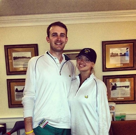 SI swimsuit model Kate Upton attends 2013 Masters - Sexy Balla   News Daily About Sexy Balla   Scoop.it