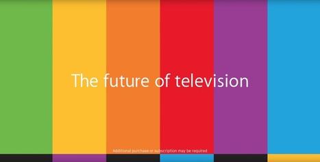 Télévision : 4 futurs possibles | Video_Box | Scoop.it