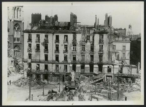 Les bombardements de septembre 1943 à l'occasion des journées du patrimoine à Nantes et à Rezé | Histoire 2 guerres | Scoop.it