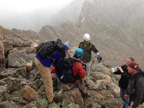 Missy the dog, stranded by owner on mountain, will live with rescuer - The Denver Post | Mind Candy  { interdimensionally } Cubed... It's SO yesterday to be a Square | Scoop.it