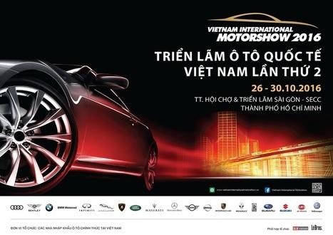 Ngày Mai 26/10 Khai Mạc Triển Lãm Motorshow 2016 Ra Mắt Sản Phẩm Mới 2017   sieuxesaigon   Scoop.it