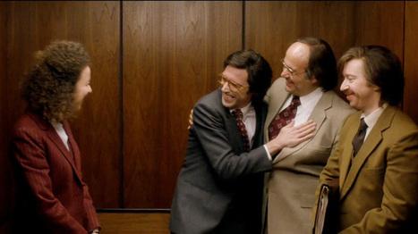 HSBC fait défiler la vie d'une entreprise dans un ascenseur   Culture Pub   Scoop.it