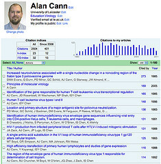 Google Scholar Citations | AJCann | Scoop.it