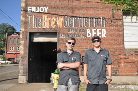 Alumni become 'The Brew Gentlemen' - CMU The Tartan Online | International Beer News | Scoop.it