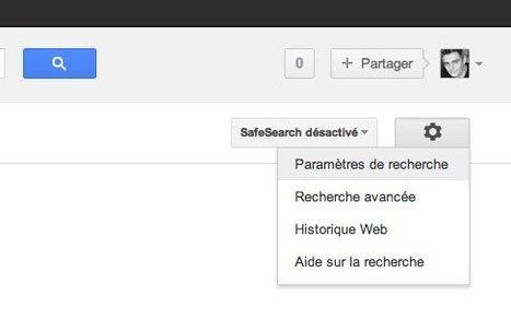 Google : vos préférences de recherche se synchronisent | Time to Learn | Scoop.it