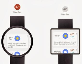 Google Gem: SmartWatch release in a few months   Dev   Scoop.it