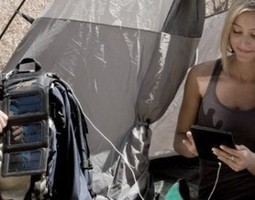 Solar charger for iPhones is a Kickstarter hit - ElectronicsWeekly.com | technology | Scoop.it