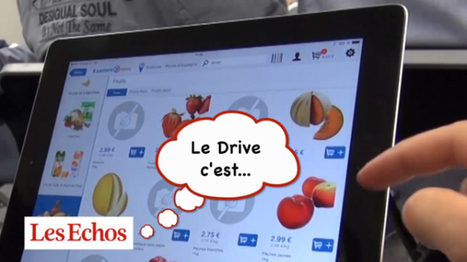 Le Drive, comment ça marche ? | Veille marketing et management | Scoop.it