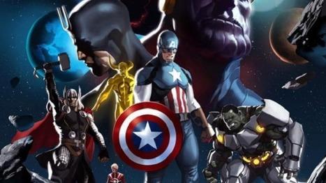 Full Marvel Movie Release Calendar | LVI Film | Scoop.it