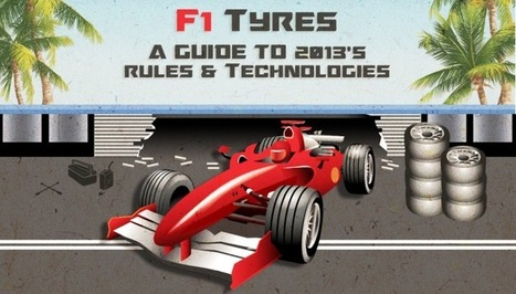 Our interactive guide to F1 tyre rules and technology | Formula1 | Scoop.it