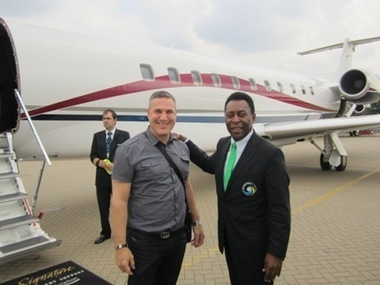 Michael Wildes Esq News: Michael Wildes Secures 0-1 Visa Extension for Soccer Icon Pelé | Michael Wildes ESQ | Scoop.it