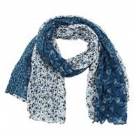 Fifty percent off on floral trend scarves | scarfuniverse | Scoop.it