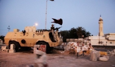 #Egypt: New war in #Sinai? | From Tahrir Square | Scoop.it