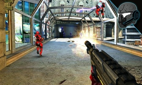Blog Post: N.O.V.A. 3, a first-person sci-fi stunner, launches on Windows Phone 8 | Programming - WP | Scoop.it