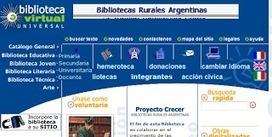 Biblioteca virtual universal ~ Docente 2punto0 | Learning sciences | Scoop.it