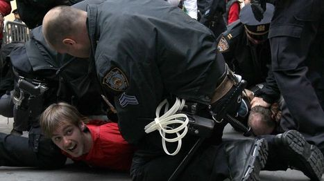 #NY police arrest 51 #OWS protesters | Revolutionary news | Scoop.it