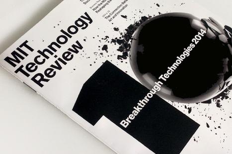 Les 10 technologies qui feront l'avenir selon le MIT | Without model | Scoop.it