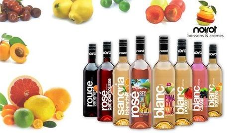 Vente en ligne de Vin Rosé Pamplemousse, de Vins Aromatisés et de Vin Chaud Aromatisé - Rose-pamplemousse.com | Vos Clés de la Cave | Scoop.it