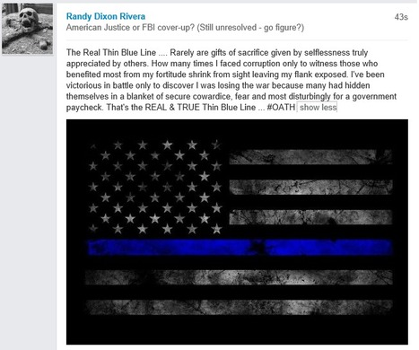 The Real Thin Blue Line ....   #OATH | Criminal Justice in America | Scoop.it