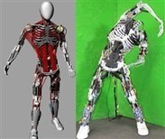 Humanoid robot flexes its 160 muscles for creepy realism | Strange days indeed... | Scoop.it