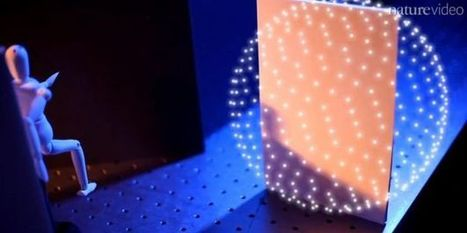 Unique camera can 'see' around corners using lasers | Amazing Science | Scoop.it
