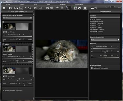 HDR Projects 3 -créez des images magistrales | Chroniques libelluliennes | Scoop.it