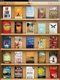 Apple Opens iBookstore in Japan - GalleyCat | Teaching Language | Scoop.it