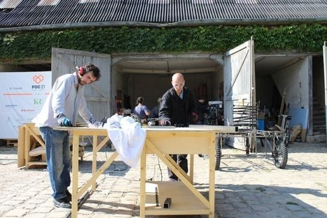 Au paradis des bidouilleurs écolos, on invente les outils de l'utopie | Maison ossature bois écologique | Scoop.it