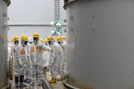 Nuclear operator raises alarm on crisis in Japan | Infraestructura Sostenible | Scoop.it