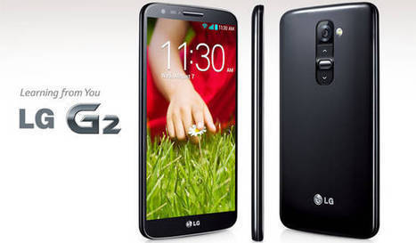 "LG G2 ha una batteria ""INFINITA"" | Angariblog.net | angariano | Scoop.it"