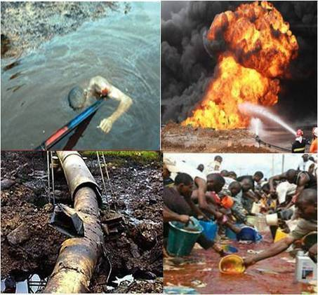 Another Pipeline Explosion Occurs At Ogijo-Ilara - Leadership Newspapers | SecureOil | Scoop.it