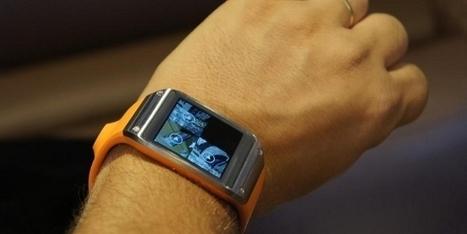 Galaxy Gear: la montre connectée de Samsung dévoilée - BFMTV.COM | allforphone | Scoop.it