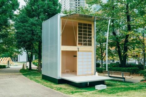 """Muji lance ses micro-maisons, les Muji Huts "" - blogs.lexpress.fr/styles | architecture..., Maisons bois & bioclimatiques | Scoop.it"