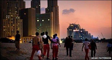 BBC NEWS | UK | Magazine | Dark side of the Dubai dream | WBHS Human Geography | Scoop.it