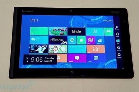 Lenovo ThinkPad 2 saldrá a la venta el 26 de octubre por 799 dólares | Tecnología 2015 | Scoop.it