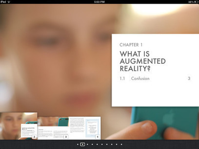Augmented Reality in Education: Augmented Reality in Education iBook | screen-based simulator | Scoop.it